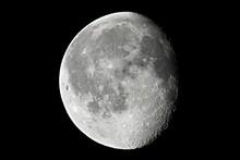 Moon Deatiled Closeup
