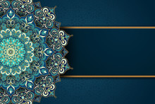 Exquisite Arabesque Card