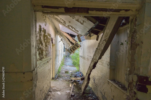 Fototapety, obrazy: corridor