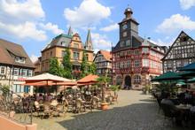 Der Historische Marktplatz Von...