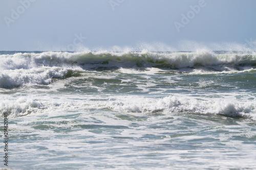 Valokuva  Wellen vor Biarritz