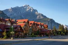 Banff, Alberta, Canada - June ...