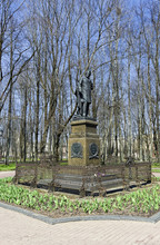 Monument To The Great Russian ...