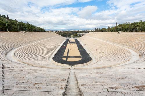 Staande foto Athene Panathenaic Stadium