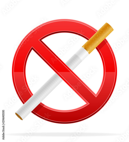 Foto op Aluminium Pixel concept no smoke stock vector illustration