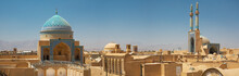 Yazd Iran Panorama