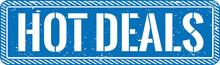 Blue Hot Deals Grungy Web Rubb...