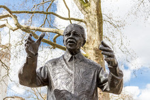 A Statue In Parliament Sqare