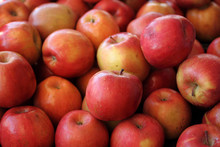 Fresh Fuji Apples At A Farmer'...