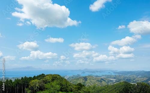 天草の風景