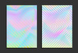 Holographic Foil beautiful rainbow texture background.