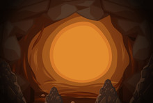 A Mystery Cave Hole