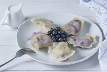 Vareniki (pierogi, Dumplings) ...