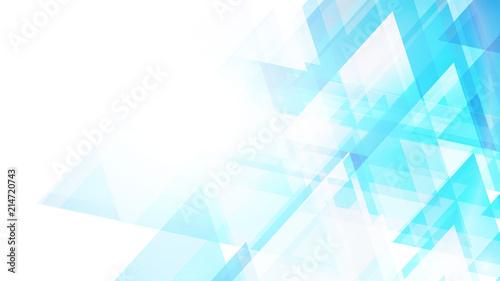 Fotografia  trójkąty tło wektor