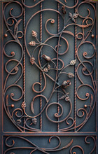 Beautiful Decorative Metal Ele...