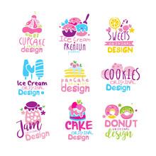 Sweets Logo Original Design Se...