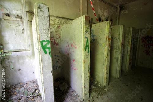 Fototapety, obrazy: Aincourt - Sanatorium Abandonné