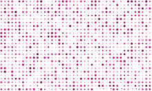 Vector Background Of Many Colored Circles Of Random Size And Random Shade