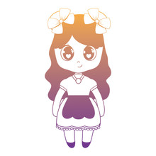 Anime Girl Design