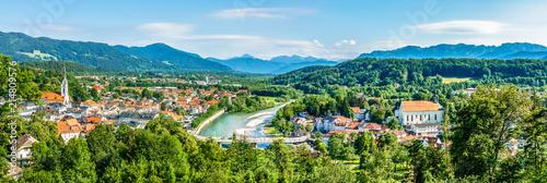 Foto auf Gartenposter Landschaft bad toelz - bavaria