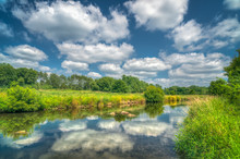 Willow River And Reflecting Cl...
