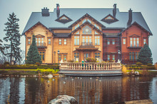 Large Country House, On Lake,...