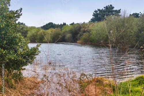 Espineiro lagoon