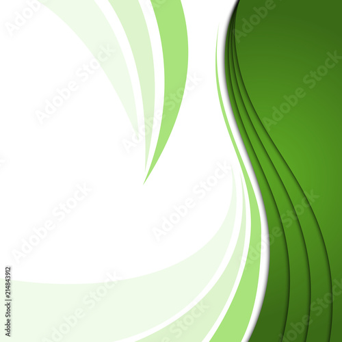 Abstract Ecology Background Corporate Business Template