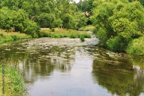 Foto op Plexiglas Rivier Rzeka