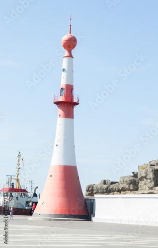 Fotografie, Obraz  Leuchtturm Bremerhaven