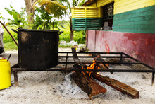 Cooking In The Mountains Of Ja...