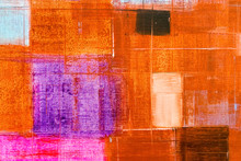 Abstract Oil Painting Texture ...
