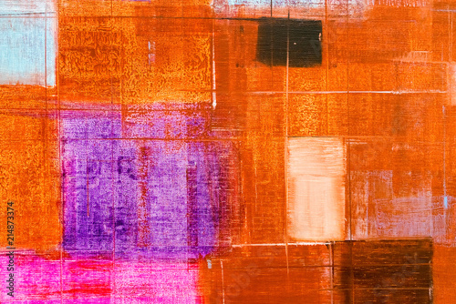 abstract oil painting texture background