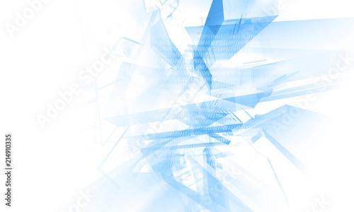 Fotografie, Obraz  Abstract illustration