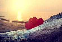 Hearts On The Seashore