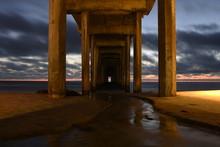 Scripps Pier, La Jolla. Post S...