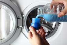 Fabric Softener Washing Machin...