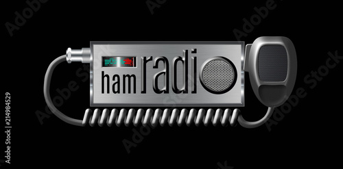 radio portatil Canvas Print