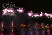 Firework Display, Valletta, Malta