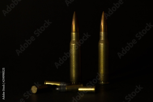 Foto Composición de balas