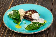 Grilled Steak Minion