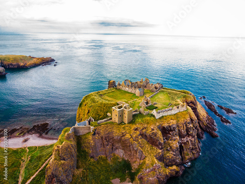 Photo Dunottar Castle