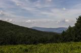 Fototapeta Na ścianę - Bieszczady panorama
