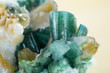Tourmaline mineral stone