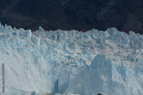 Tuinposter Poolcirkel Glacier