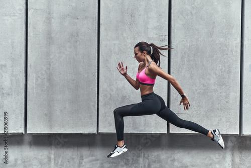 Valokuva  Long jump.