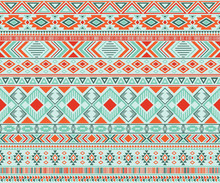 American Indian Pattern Tribal...