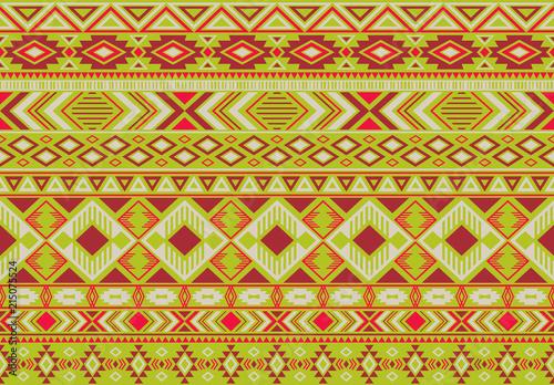 Geometric Arrow Pattern Tribal Designs Uzbek Motifs Surreal Traditional Boho Background for Baby Shower Birthday Wedding Bridal Shower Party Decoration Photo Studio Ikat 10x12 FT Photography Backdrop