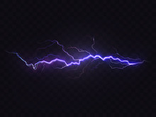Vector Realistic Lightning Iso...