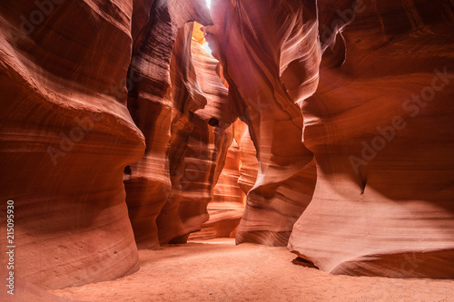 Foto op Canvas Antilope Antelope Canyon, USA